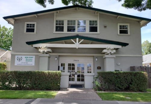 New Start Recovery Solutions - 2449 Pacheco Street, Concord CA 94520